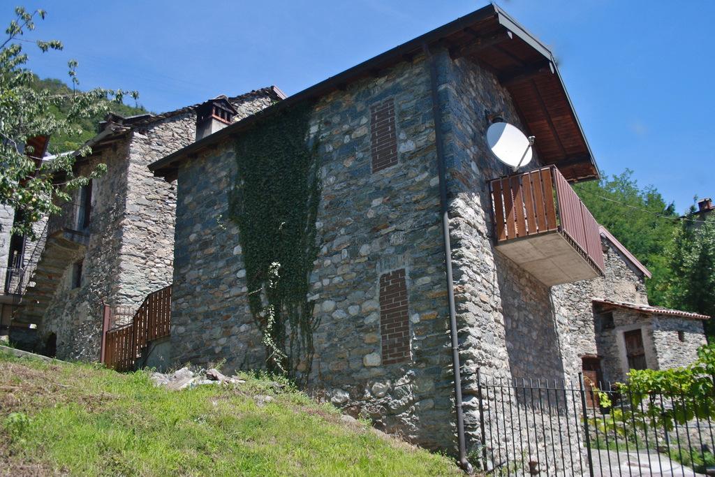 er See Gera Lario Haus mit Seeblick