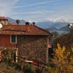 Comer See Pianello del Lario Renoviert Rustico mit Garten mit parkplatz