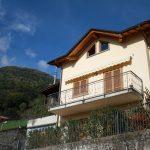 vComer See Musso Villa mit Seeblick und Privat Garten