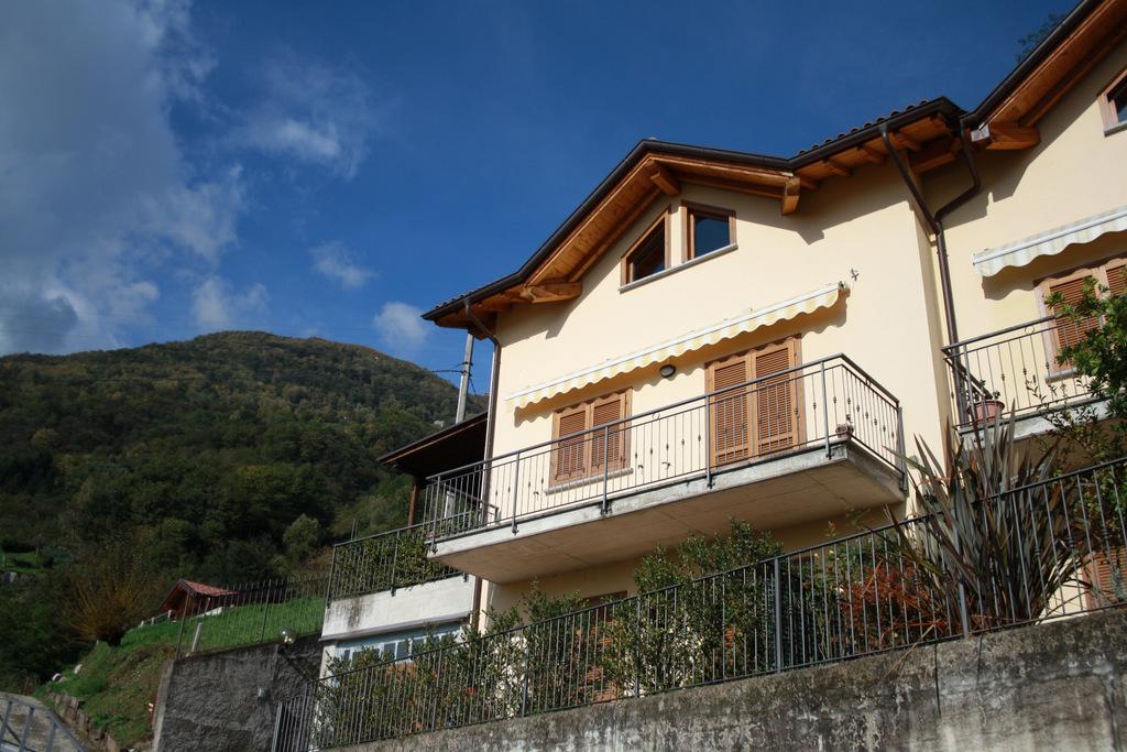 Comer See Musso Villa mit Seeblick und Privat Garten