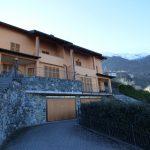 Comer See Pianello del Lario Villa mit Seeblick und Garage