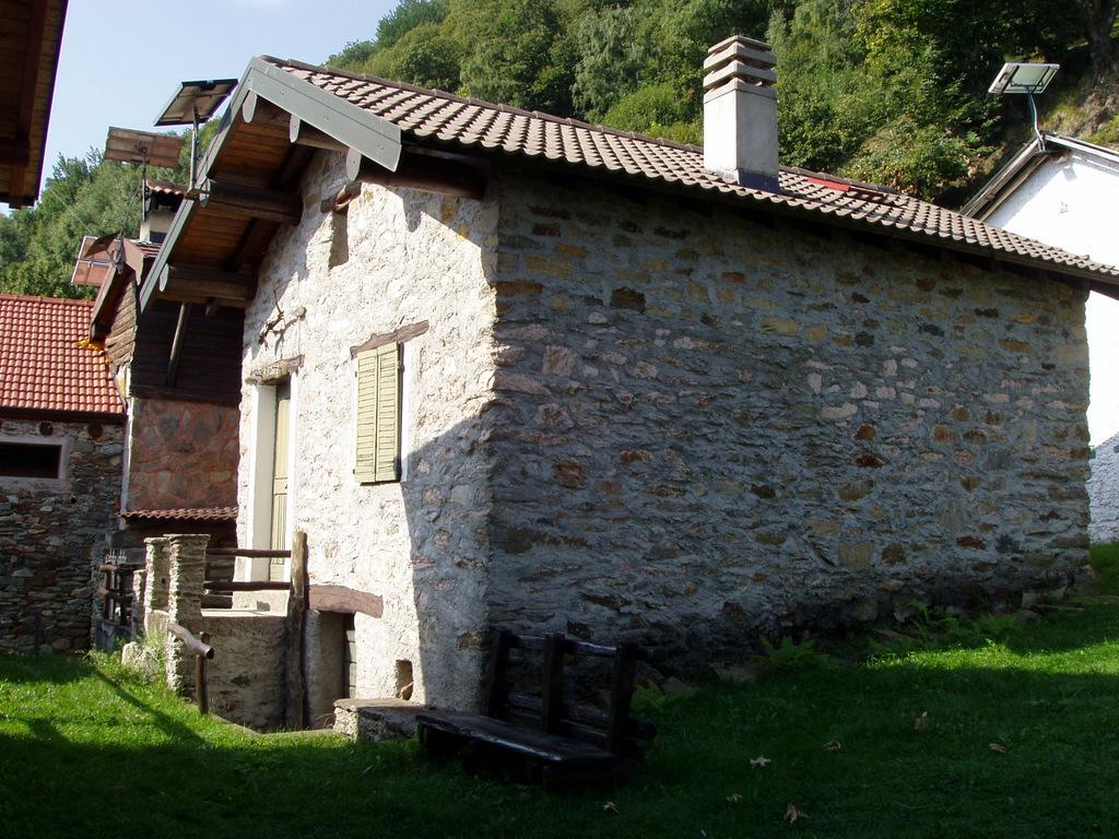 Comer See Pianello del Lario Renoviert Rustico