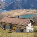 Comer See Sorico Haus mit Land seeblick