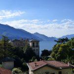 Am Comersee in Gravedona ed uniti Wohnung mit Sicht auf See balkon