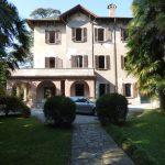 Comer See Lierna Luxus Villa mit Garten zentral lage