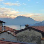 Comer See Musso Wohnung mit Terrasse