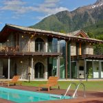 Comer See Colico Luxus Villa mit Schwimmbad mit car platz