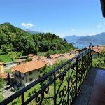 Balkon - Plesio freistehende Villa mit Seeblick und Garten