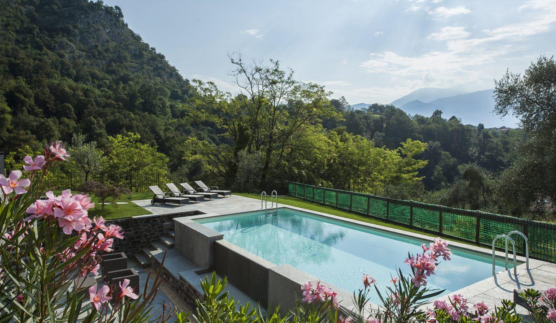 Schwimmbad, Garten und Seeblick -Villa Tremezzo