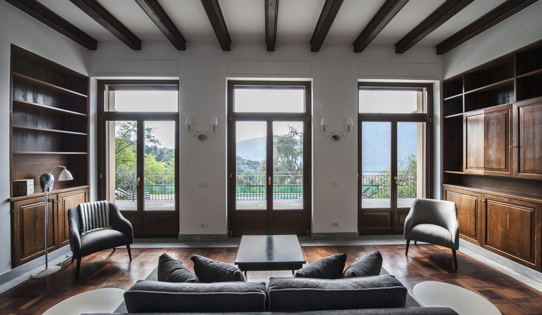 Tremezzo Villa mit Schwimmbad und Seeblick