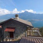 Comer See Gera Lario Sonnig Haus mit Seeblick Shone