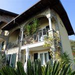 Comer See San Siro Haus mit Balkon, Garten und Seeblick
