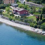 Comer See Pianello del Lario Direkt am See mit Schwimmbad