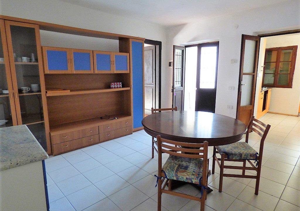 Comer See Wohnung Menaggio- Wohnzimmer