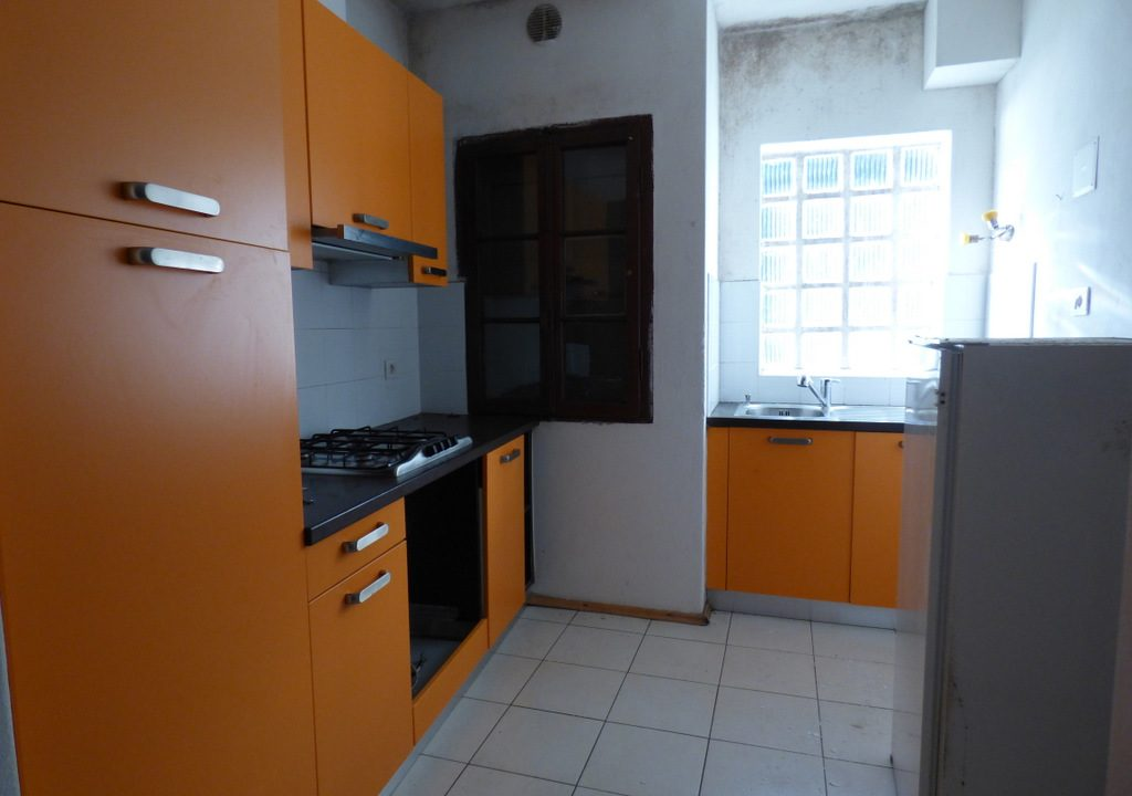 Comer See Wohnung Menaggio - Kuche