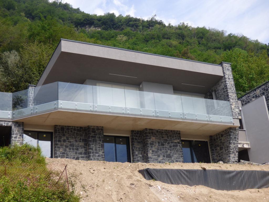Comer See Laglio Residenz modernen Designs mit Seeblick
