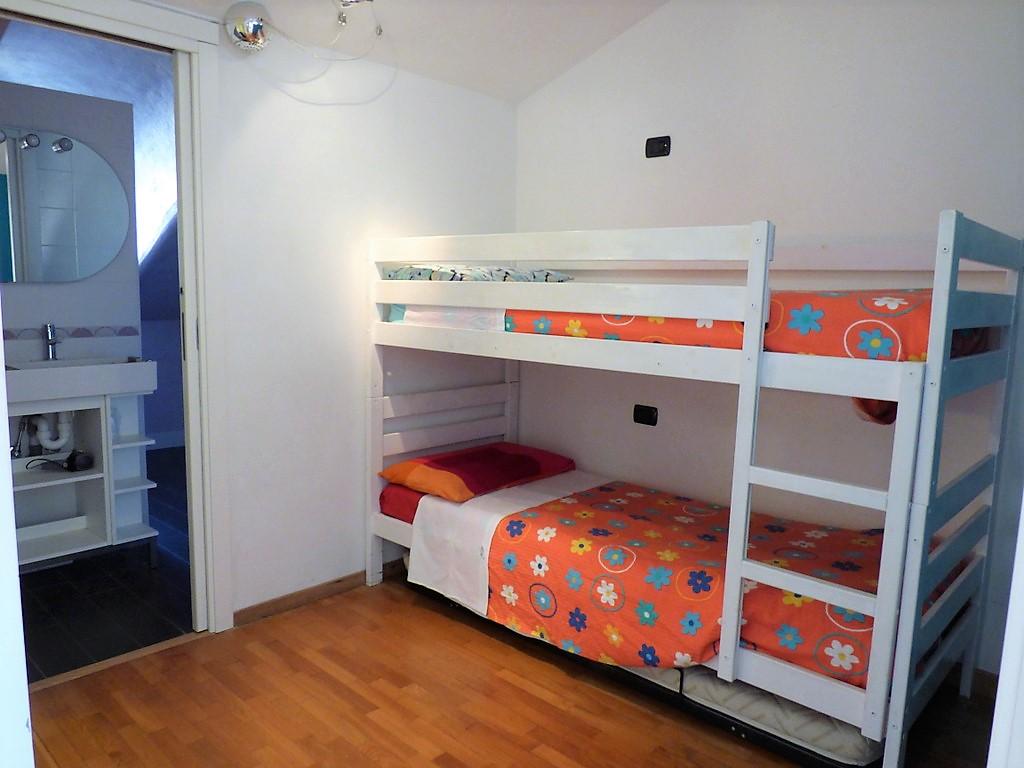 Comer See Wohnung Mezzegra in Residence mit Schwimmbad und Seeblick