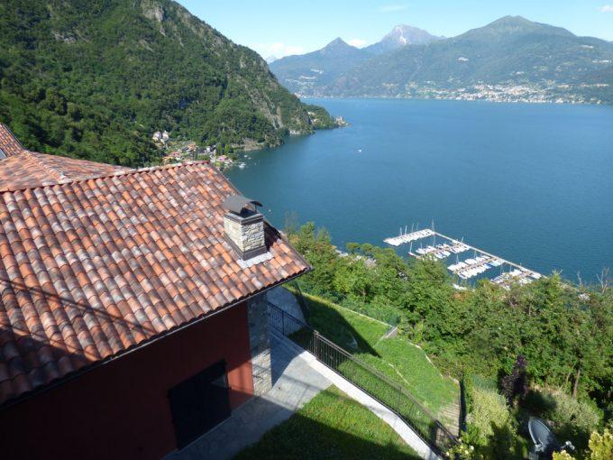 Comer See Menaggio Neue Villa Seeblick with 3 zimmer