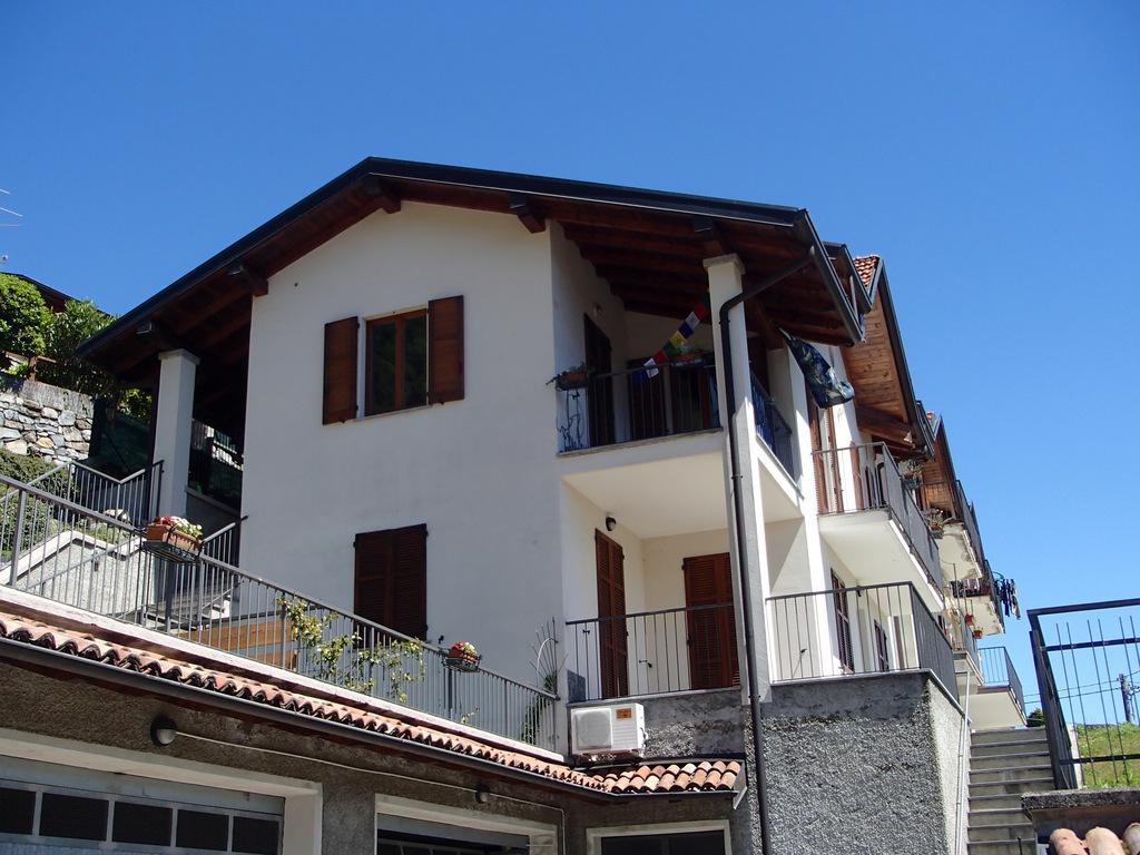 Comer See Lenno Wohnung mit Garten und Seeblick