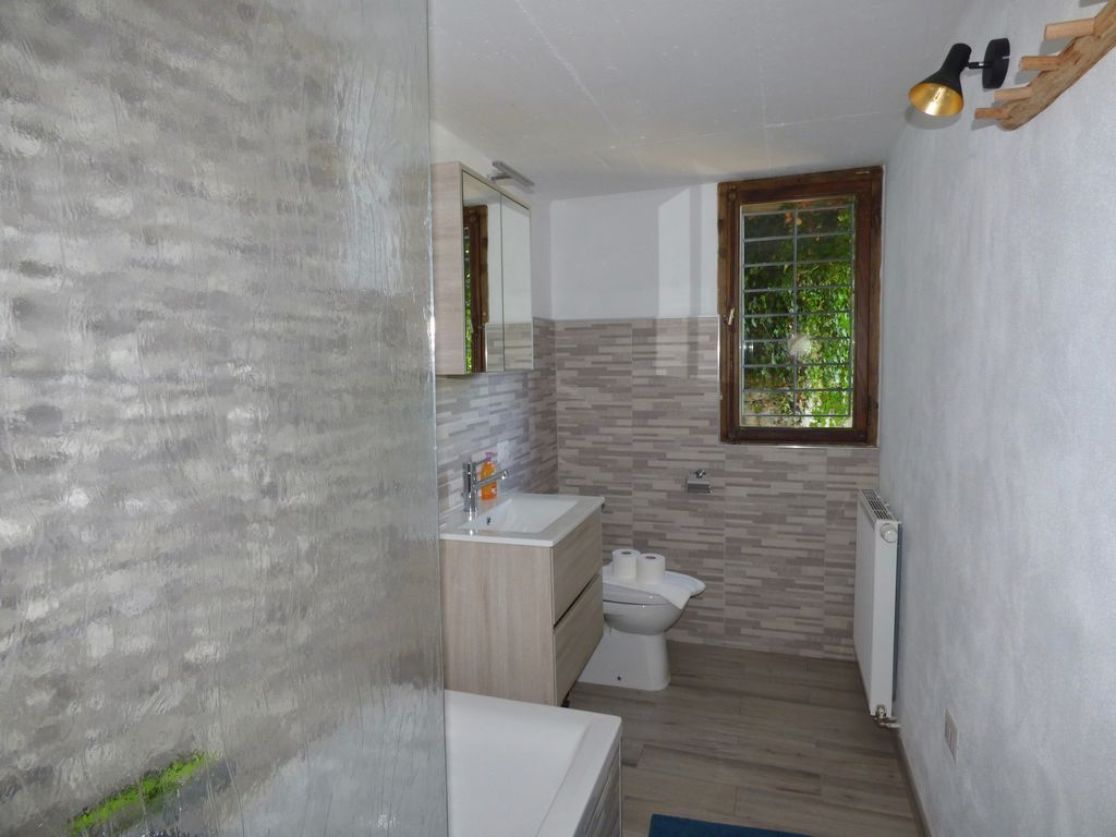 Comer See Cremia Renoviertes Haus mit Seeblick