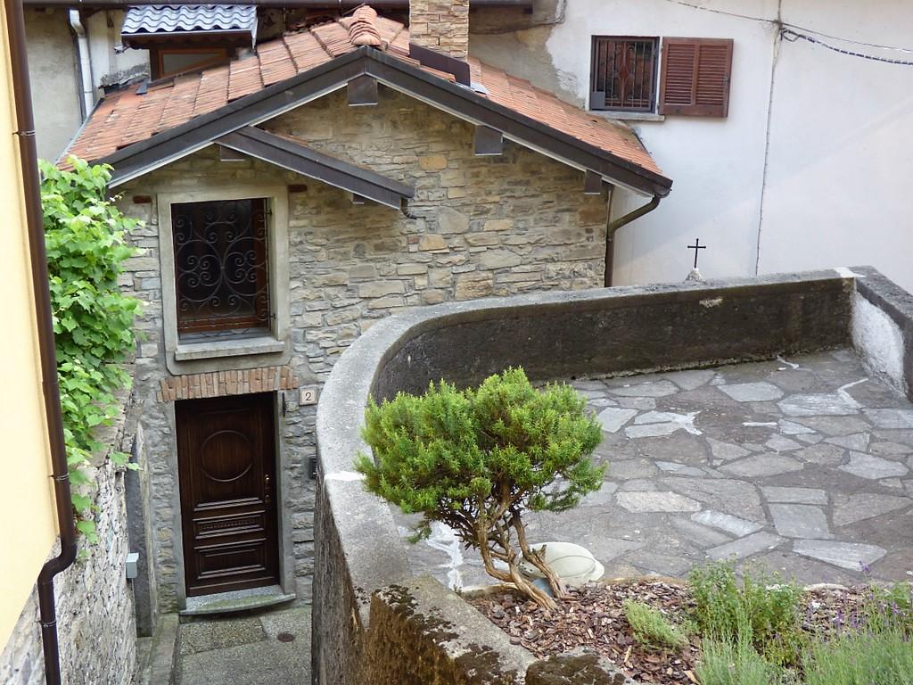 Comer See Carate Urio Haus mit Terrasse