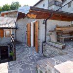 Comer See San Siro Hügelig Renoviertes Haus mit terrasse