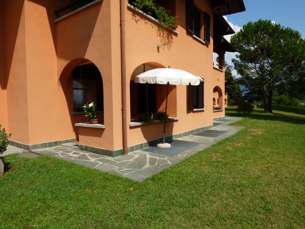 Come See Wohnung Menaggio mit Garten und Seeblick