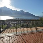 Comer See Domaso Wohnung Residenz mit Schwimmbad 1 Km von see