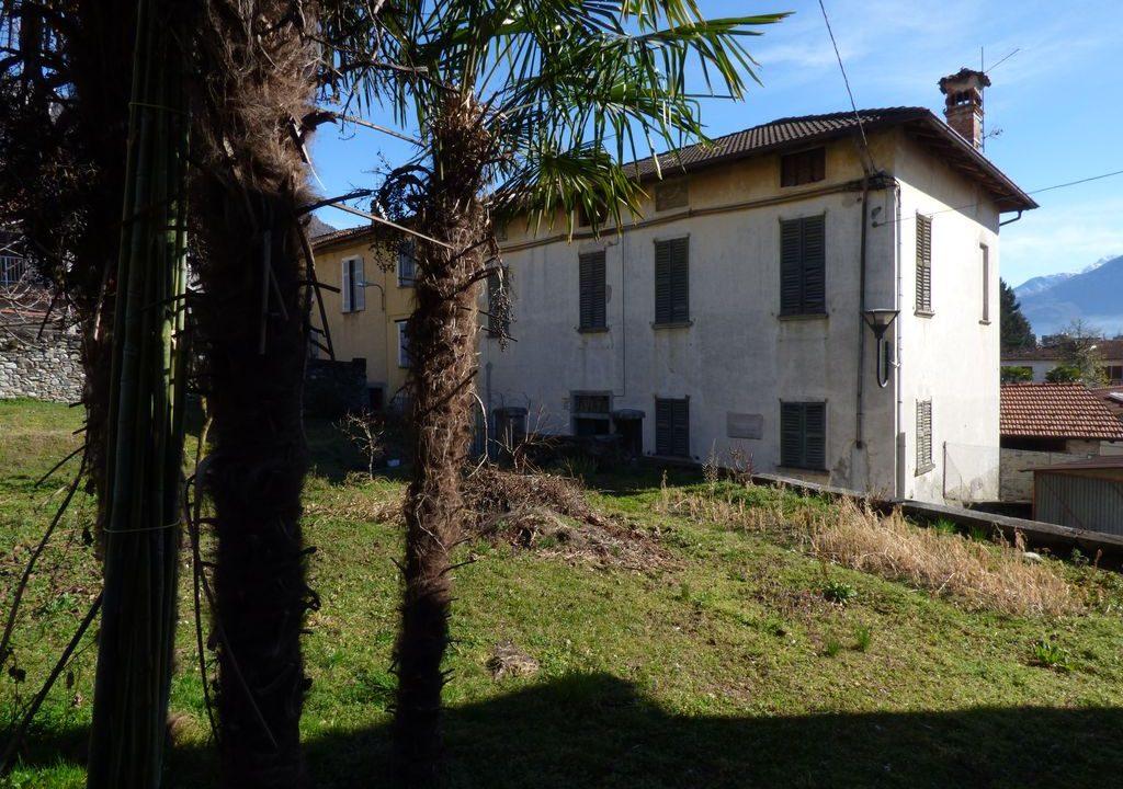 Comer See Gravedona ed Uniti Villa mit SeeblickComer See Gravedona ed Uniti Villa mit Seeblick