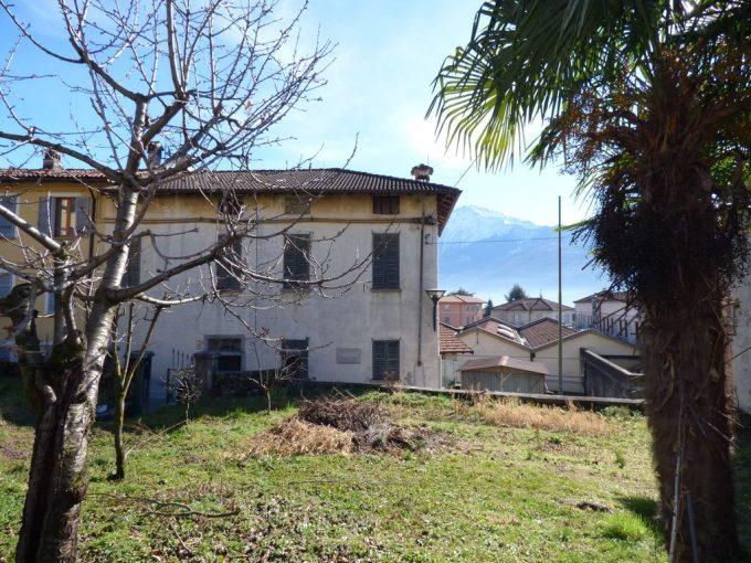 Comer See Gravedona ed Uniti Villa mit Seeblick