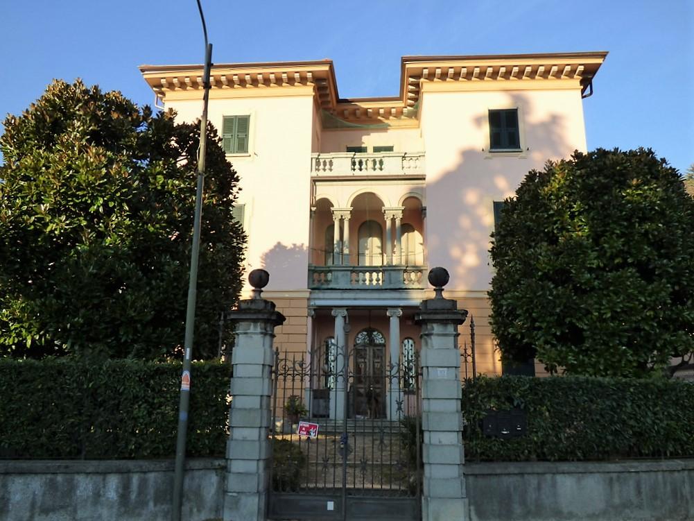 Comer See Wohnung Menaggio in Alten Villa