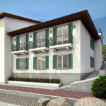 San Siro Villa Direckt am See