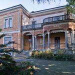 Comer See Villa Liberty Como Zentrum mit Park Aufzung