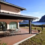 Comer See Abbadia Lariana Villa Direkt Am See Porch
