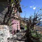 Comer See Dongo Haus mit Seeblick mit kamin