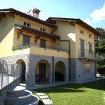 Comer See - Menaggio Villa mit Seeblick