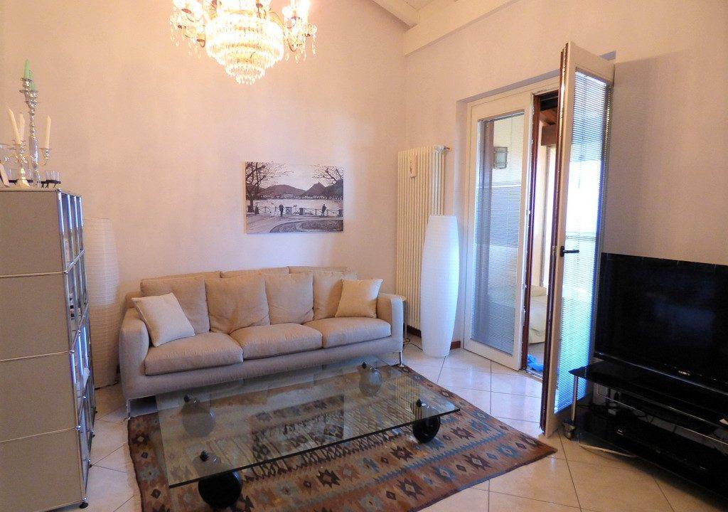 Comer See Menaggio Wohnung mit Terrasse und Seeblick