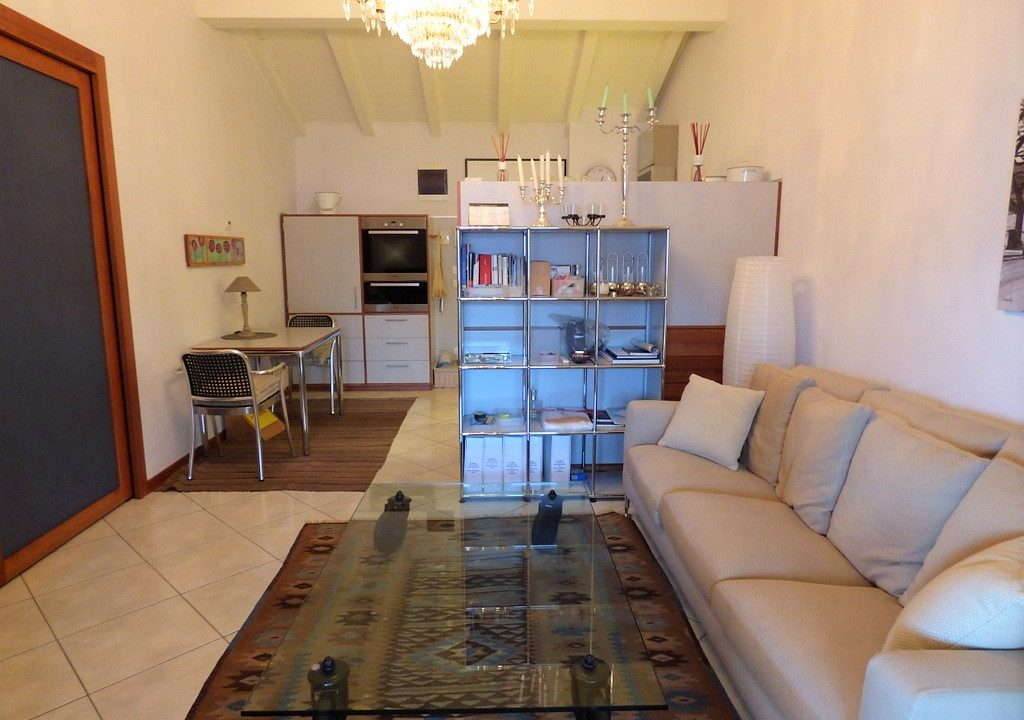 Comer See Wohnung mit Terrasse und Seeblick