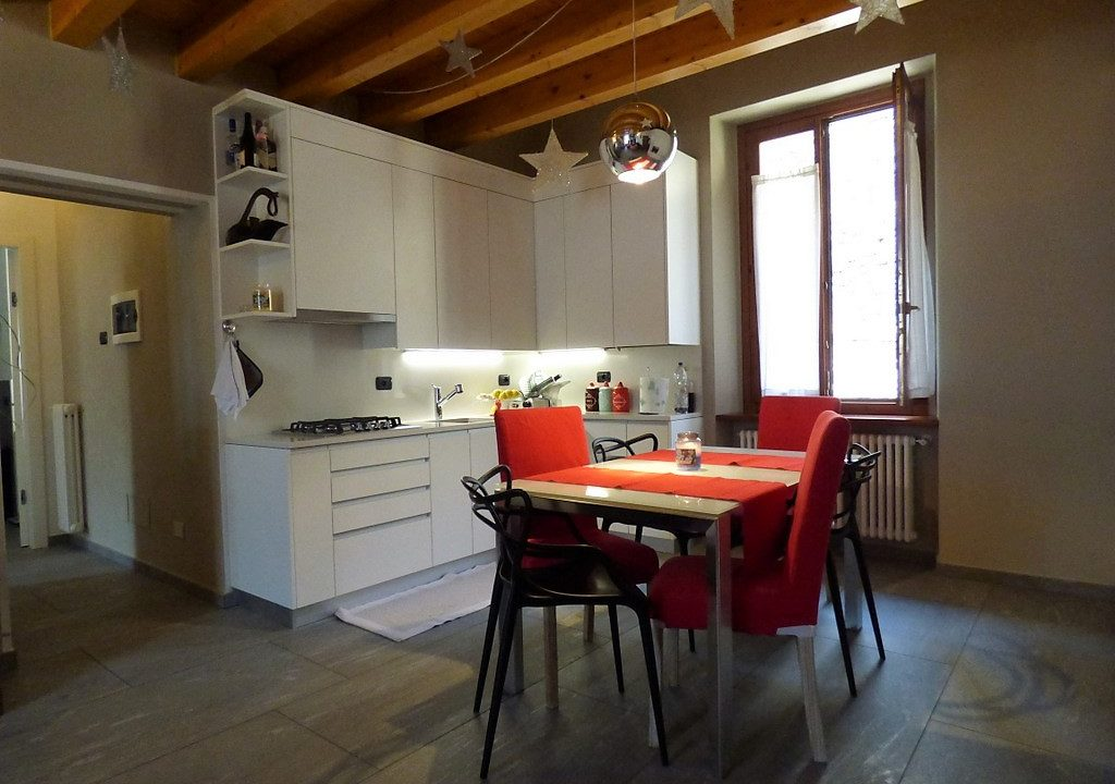 Comer See Dizzasco Wohnung mit Seeblick