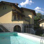 Menaggio Villa mit Schwimmbad und Seeblick