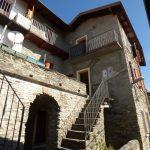 Comer See San Siro Häuser mit Terrasse und Seeblick und kamin