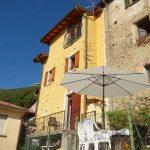 Comer See San Siro Renoviert Haus mit Seeblick mit kamin