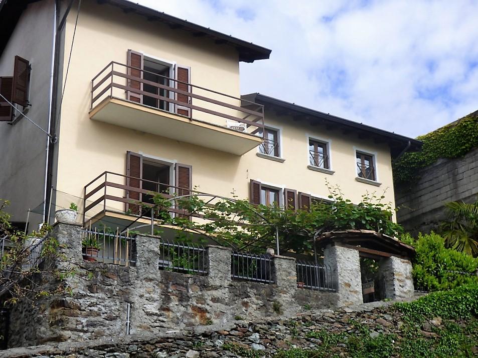 Comer See San Siro Haus mit Garten und Seeblick