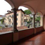 Terrasse - Wohnung Comer See