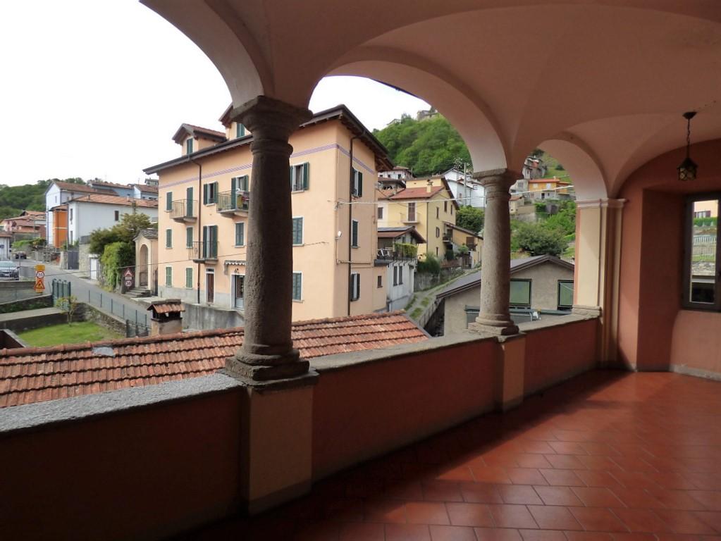 Comer See Pianello del Lario Wohnung in der Nähe des Sees