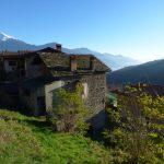 Comer See Gravedona ed Uniti Rustico Zu Renovieren mit balkon