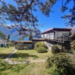 Comer See Villa mit Schwimmbad und Strand