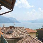 Comer See San Siro Haus mit Seeblick und balkon