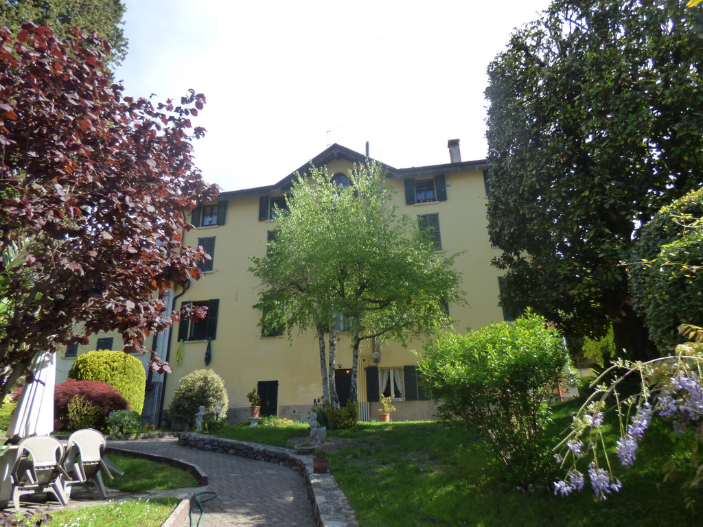 Comer See Tremezzina Wohnung mit Garten