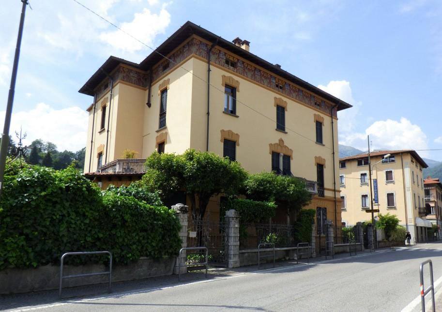Comer See Menaggio Wohnung in historischer Villa